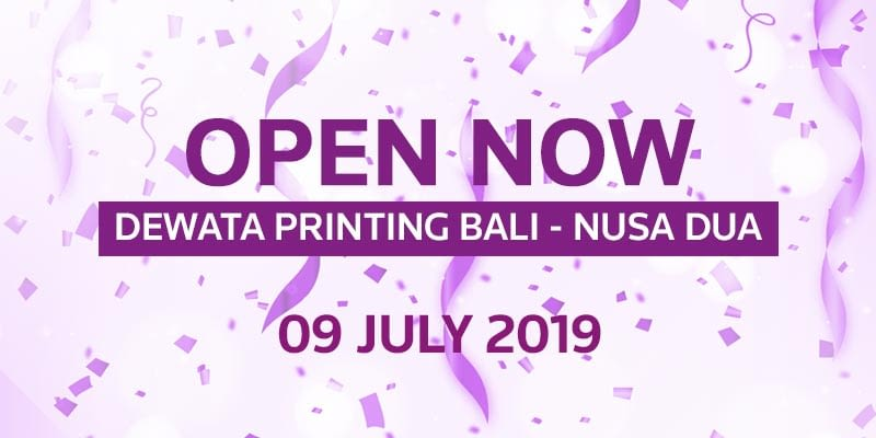 New Branch Opening: Nusa Dua